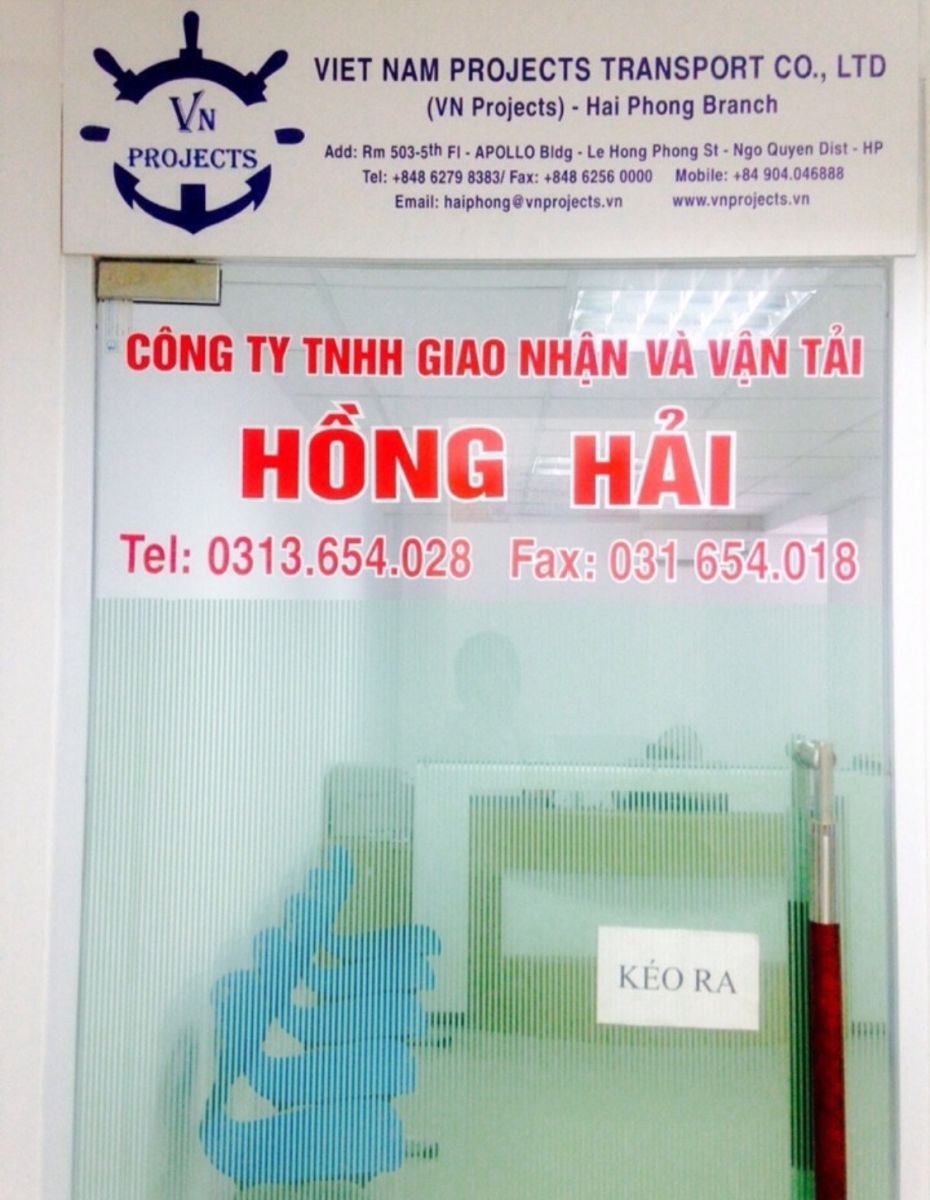 VN Projects - Hai Phong Branch